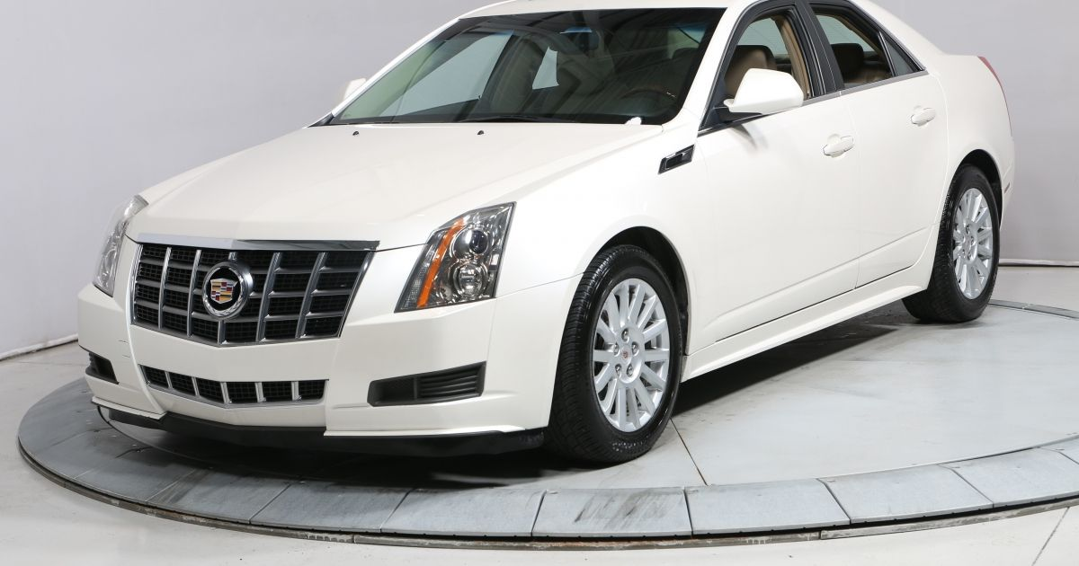HGregoire INFINITI Laval - Used Cadillac CTS 2012 for sale
